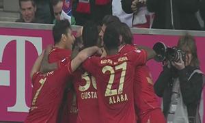 Bayern Munich 3-2 Fortuna Dusseldorf
