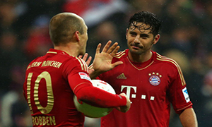 Bayern Munich 9-2 Hamburger SV