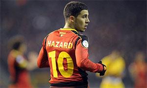 Belgium 1-0 FYR Macedonia