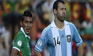 Bolivia 1-1 Argentina