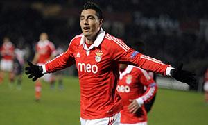 Bordeaux 2-3 Benfica