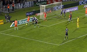 Bordeaux 1-1 Lorient