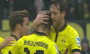 Borussia Dortmund 3-1 Hannover