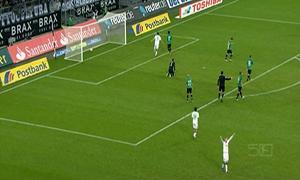 Borussia Monchengladbach 1-0 Hannover