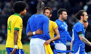 Brazil 2-2 Italy