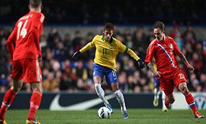 Brazil 1-1 Russia