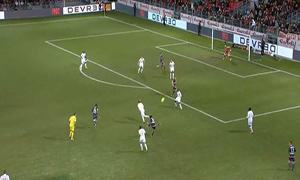 Brest 0-1 Toulouse