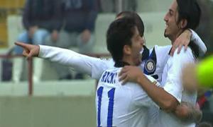 Catania 2-3 Inter