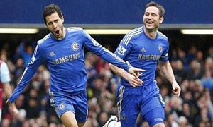 Chelsea 2-0 West Ham United