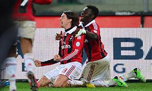 Chievo 0-1 AC Milan