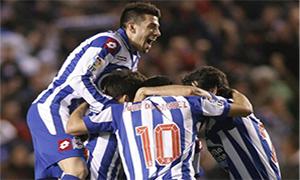 Deportivo La Coruna 3-1 Celta Vigo