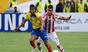 Ecuador 4-1 Paraguay