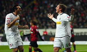 Eintracht Frankfurt 0-1 Borussia Monchengladbach
