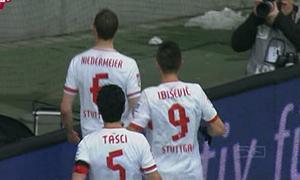 Eintracht Frankfurt 1-2 Stuttgart