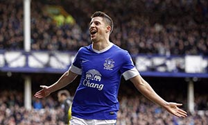 Everton 3-1 Reading