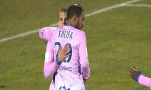 Evian TG 5-1 Sochaux