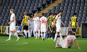 Fenerbahce 1-1 Viktoria Plzen