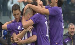 Fiorentina 3-2 Genoa