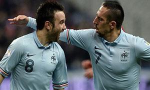 France 3-1 Georgia