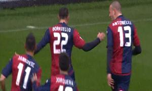 Genoa 2-2 Siena