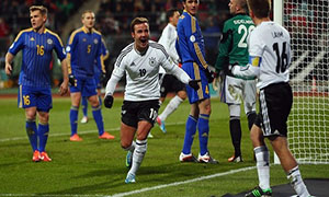 Germany 4-1 Kazakhstan