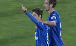 Getafe 2-0 Real Zaragoza