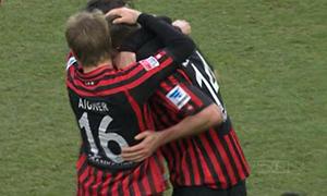 Greuther Furth 2-3 Eintracht Frankfurt