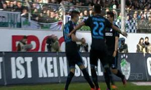 Greuther Furth 0-3 Hoffenheim