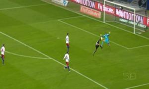 Hamburger SV 1-1 Greuther Furth