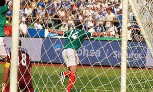 Honduras 2-2 Mexico