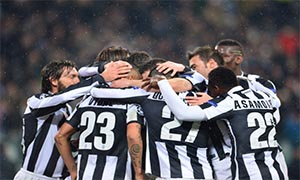 Juventus 2-0 Celtic