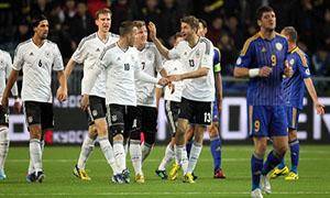Kazakhstan 0-3 Germany