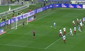 Lazio 2-1 Catania