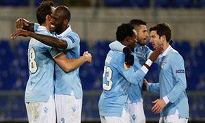 Lazio 3-1 Stuttgart