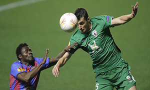 Levante 0-0 Rubin Kazan