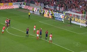 Mainz 1-0 Bayer Leverkusen