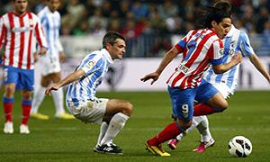 Malaga 0-0 Atletico Madrid