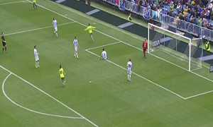Malaga 0-2 Espanyol