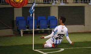 Malaga 2-0 Porto