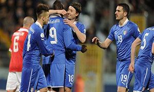 Malta 0-2 Italy