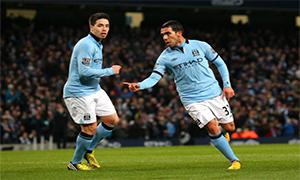 Manchester City 5-0 Barnsley