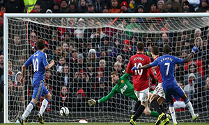 Manchester United 2-2 Chelsea
