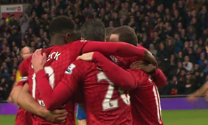 Manchester United 1-0 Reading