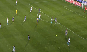 Marseille 0-0 Ajaccio