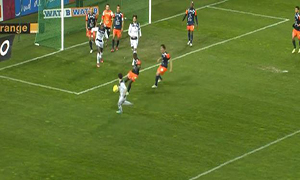 Montpellier 1-1 Troyes