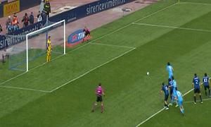 Napoli 3-2 Atalanta