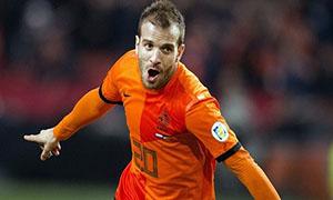 Netherlands 3-0 Estonia