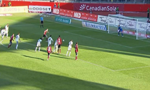 Nurnberg 1-1 Freiburg