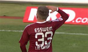 Nurnberg3-0 Schalke