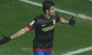 Osasuna 0-2 Atletico Madrid